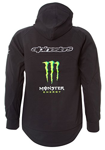 giubbino-alpinestars-monster-cloak-tech-fleece-black-gree-tgm-l-xl