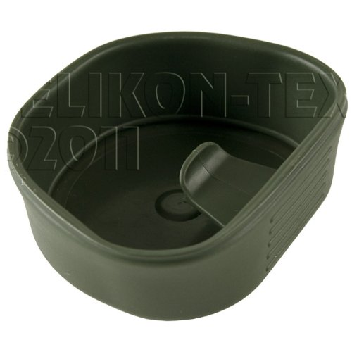 Helikon Swedish Army Folding Cup Camping Hiking Olive