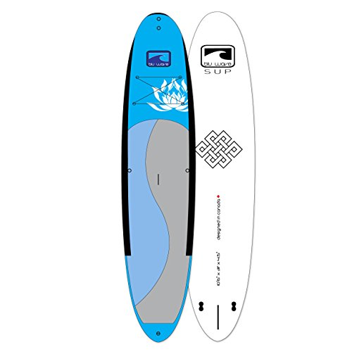 41mYgSFnxHL. SS500  - Yoga Stand Up Paddleboard | The Easy RIder Karma from Blu Wave SUP UK