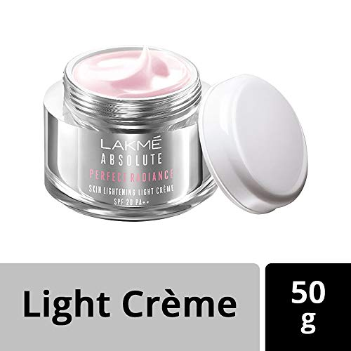 Lakme Absolute Perfect Radiance Skin lightening Light Creme 50 g
