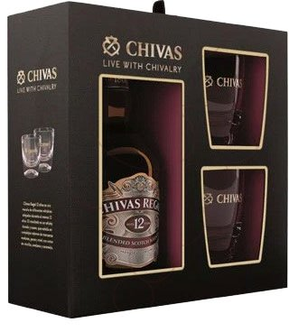 estuche-whisky-chivas-regal-12-anos-vasos