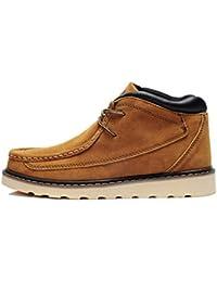 7067f9013aff92 Casual Chaussures Dress Alpinisme Automne Plein Air Boots Chaussures De  Sport Glisser Sur Blanc