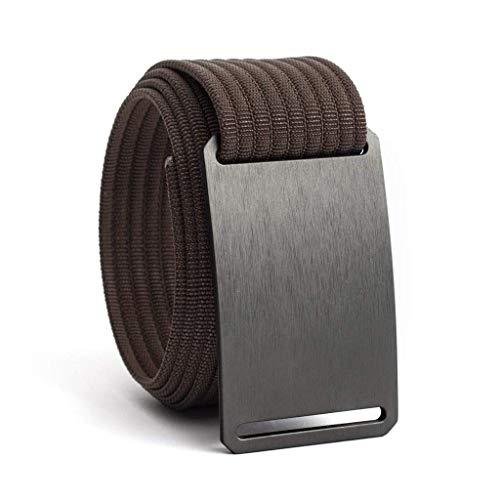 Xhtang Herren Webgürtel, Classic Series Golf Gürtel, Militär Taktische Gürtel, Nylon Casual Gürtel (125cm Geeignet für Taillenumfang unter 43