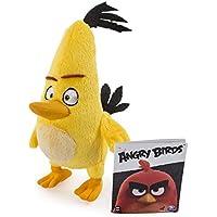 Angry Birds - Peluche, 20 cm - Chuck (Bizak 61920512) - Peluches y Puzzles precios baratos