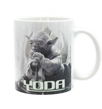 Taza Star Wars Yoda Dagobah