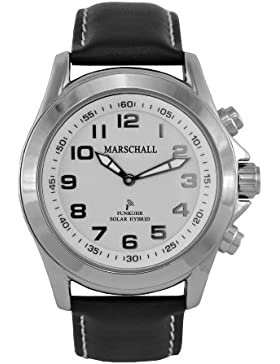 Marschall 1146WL 1146WL–Armbanduhr, Lederband