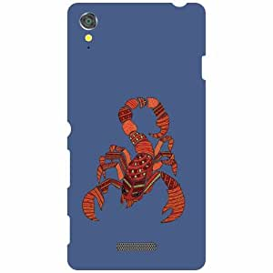 Sony Xperia T3 D5102 Back cover - Scorpio Designer Cases
