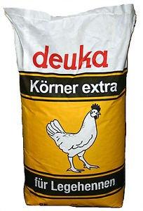 deuka Körner extra Ergänzungsfutter für Geflügel 25 kg von deuka auf Du und dein Garten