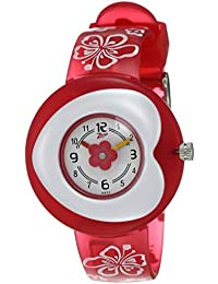 Zoop Analog White Dial Children's Watch -NKC4007PP01
