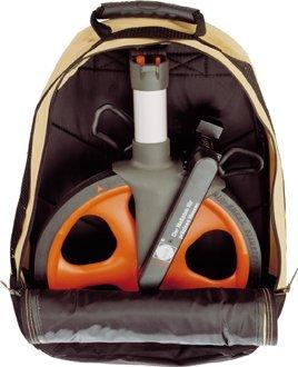 Nedo Leichtmessrad Deluxe ohne Rucksack