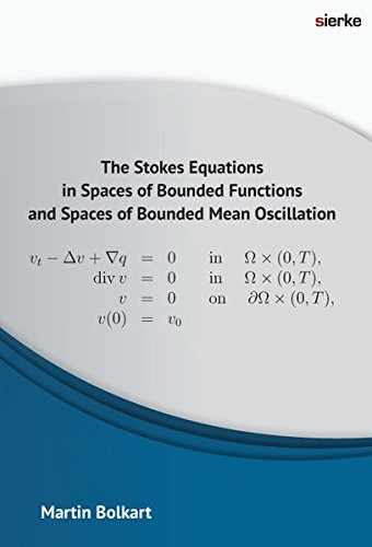 The Stokes Equations in Spaces of Bounded Functions and Spaces of Bounded Mean Oscillation