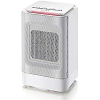 Calentador Calentador de ventilador, Mini cerámico Calefacción eléctrica Seguro y ahorro de energía Cuarto de baño de oficina en casa de invierno R08