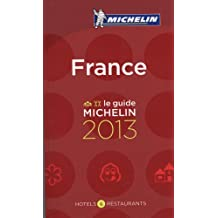 Guide Michelin France 2013