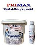 5 kg Eimer Primax Waschkraftverstärker + 250 ml Waschmaschinenpflege