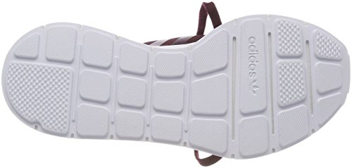 adidas Swift Run W, Scarpe da Ginnastica Donna Marrone (Maroon/Maroon/Ftwr White)