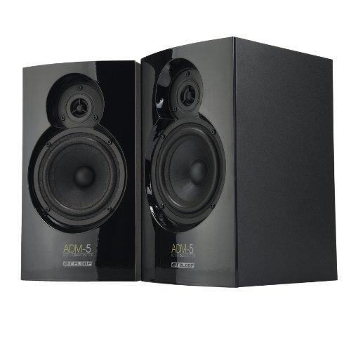 Reloop ADM-5 Stereo Front-Lautsprecher (Dj-setup Mit Lautsprecher)