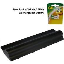 HP G62-A50SS batería para portátil–Premium Powerwarehouse batería 9Cell
