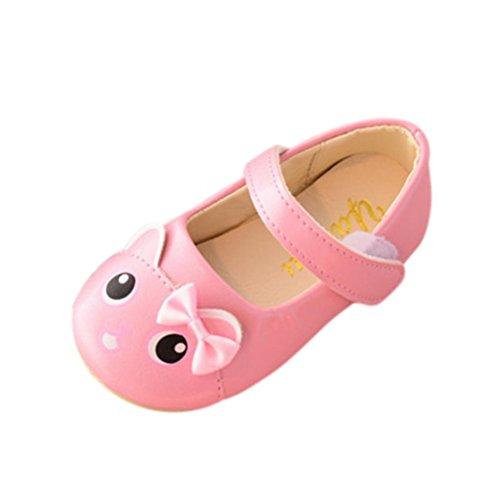 inder, Sunday Sandalen Mode Cartoon Baby Mädchen Prinzessin Schuhe Mode Sommer (22, Rosa) (Mädchen Sandalen Verkauf)