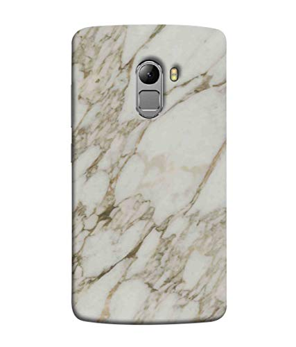 Printfidaa Marble Tiles Texture Wall Marble Background Print Designer Back Cover for Lenovo Vibe K4 Note, Lenovo K4 Note