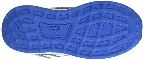 adidas LK Sport 2, Chaussures de Running Compétition Mixte Enfant Bleu (Eqt Blue/Semi Solar Slime/Shock Blue)