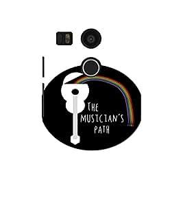 EPICCASE The Musician's Path Mobile Back Case Cover For LG Nexus 5x (Designer Case)