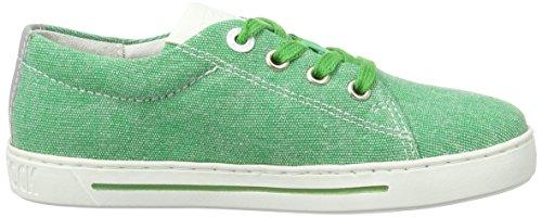 Birkenstock Arran, chaussons d'intérieur mixte enfant Grün (Green)