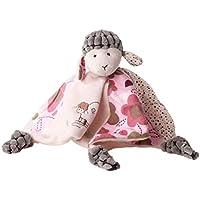 Inware 7960 - Schnuffeltuch Schaf Sweety, rosa/creme/grau preisvergleich bei kleinkindspielzeugpreise.eu