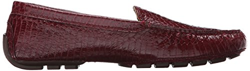 Lauren Ralph Lauren Carys Slip-on Mocassins Dark Berry