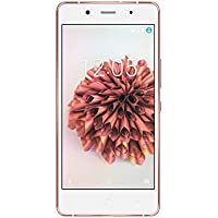 BQ Aquaris X5 Plus Smartphone, 32 GB, Bianco/Rosa Oro