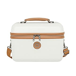 DELSEY PARIS CHATELET AIR Bolsa de aseo, 32 cm, 15 liters, Blanco (Angora)