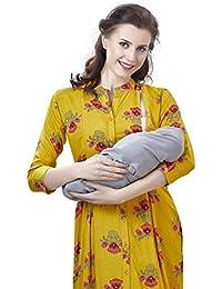 f4cf16392c EasyFeed Designer Rayon Cotton Printed Maternity Nursing Easy Feeding  Breastfeeding Kurti