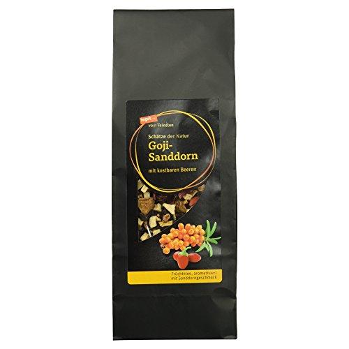 Tegut vom Feinsten Goji-Sanddorn loser Tee, 6er Pack (6 x 200 g)