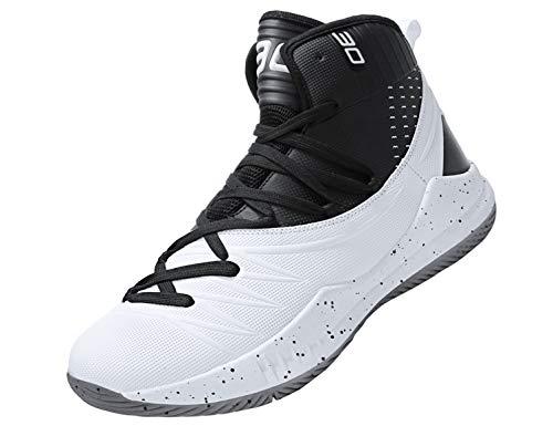 SINOES Zapatillas de Baloncesto con Cordones en la Parte Delantera Zapatillas de Deporte con