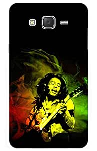 bob marley Designer Printed Back Case Cover for Samsung Galaxy J7 (2015)