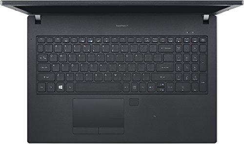 Acer TravelMate P459 P459 G2 M 520T 396 cm 156 Zoll 100 % HD IPS matt company Notebook Intel heart i5 7200U 8GB RAM 256GB PCIe SSD Intel HD Linux schwarz Notebooks