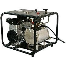 HPDAVV 110 V Sistema de Buceo sin Aceite Hookah con Manguera y respirador, Tanque de