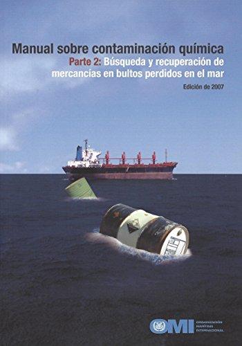 Manual sobre contaminacion quimica