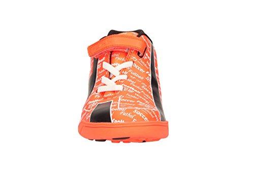 Clarks Prix saut garçons formateurs Jnr en différentes couleurs Orange