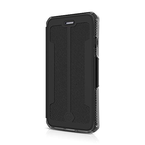 Itskins aph7-spera-texb Schutzhülle für iPhone 7 Schwarz