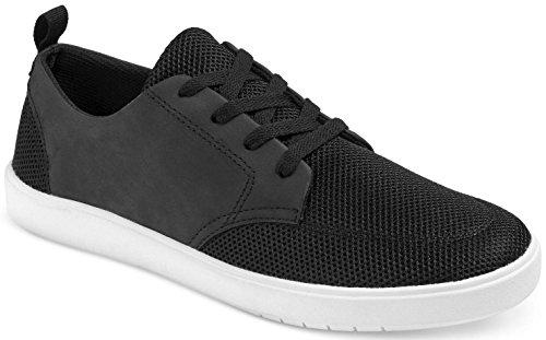 Masks Brand Herren Freeman Sneakers, Schwarz (schwarz), 42 EU