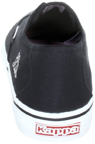 Kappa Home, Sneakers Basses Adulte Mixte Multicolore (1110 Black/White 1110 Black/White)