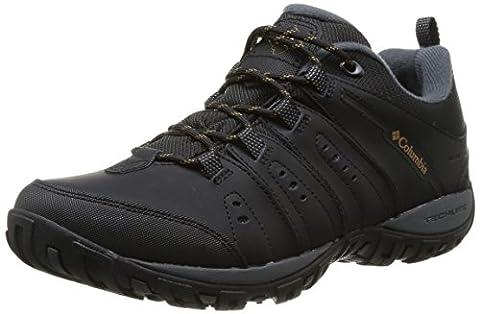 Columbia Woodburn II Waterproof, Chaussures de randonnée basses homme -