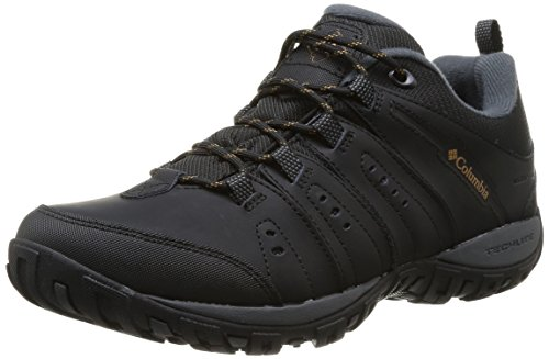 columbia-woodburn-ii-waterproof-mens-leather-shoes-black-black-caramel-010-10-uk-44-eu
