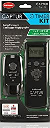 Hähnel Captur Wireless Shutter Release & Timer Remote For Fujifilm - Black