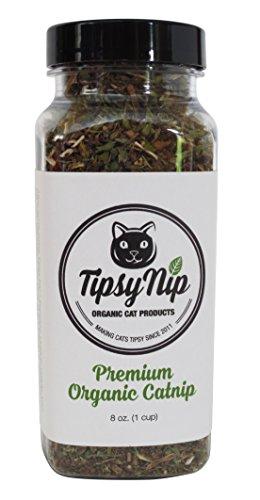Tipsy Nip Organic Catnip 1