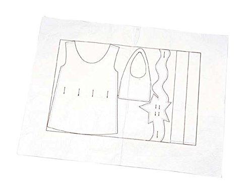 Käthe Kruse 37320 - Marie Tyvek - Malstoff 1