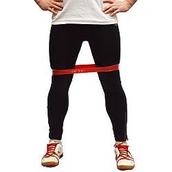 Fitness Health Pro - Bandas de resistencia para piernas