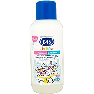 E45 Junior Foaming Bath Milk (500ml) - Pack of 2
