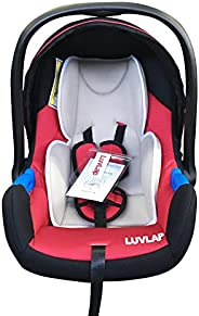 Luvlap Infant Carrier Car Seat (Red), Piece of 1