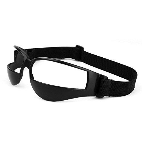 Wildlead Professionelle Anti-Basketball-Brille, Gestell gegen Daunen, Sportbrille (Brille Basketball)